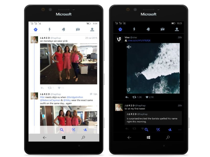 Twitter Finally Launches a Windows 10 Mobile App