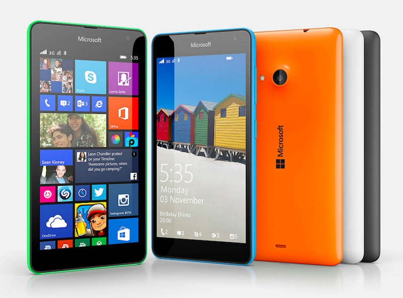 Microsoft's Move Away From Making Smartphones Actually Makes a Lot of Sense