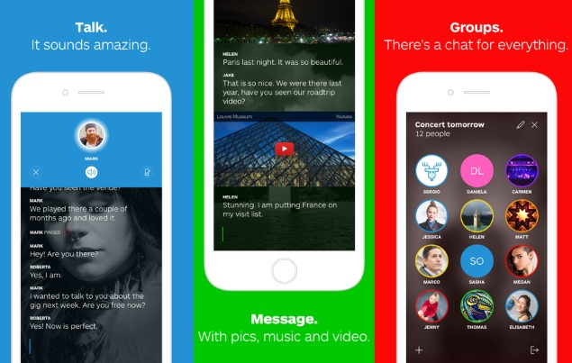 Wire App | Wire Multi Platform Communications App Launched For Android Ios Os