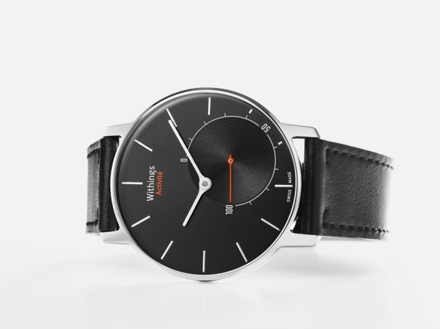 New Smartwatch 'Activite' Fuses Fashion and Fitness