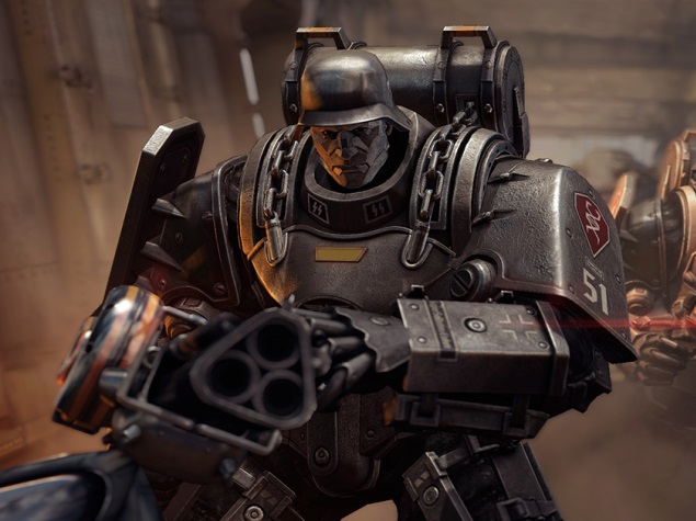 Wolfenstein: The New Order Launching on PC, PlayStation and Xbox on Tuesday