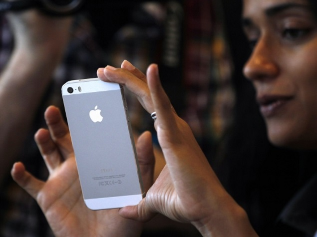 iPhone 5s Price in India Slashed Ahead of iPhone 6 and iPhone 6 Plus Launch