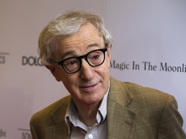 After Awards Coup, Amazon Lands Woody Allen for TV Series