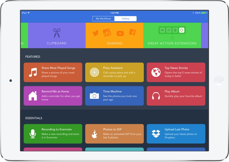 10 Handy Workflows to Turn Your iPhone or iPad Into a Workstation