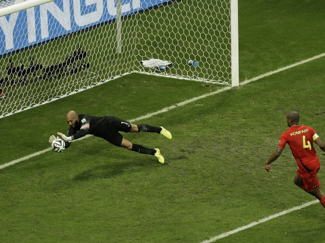 World Cup Online: Howard's Saves, Streaming Frenzy