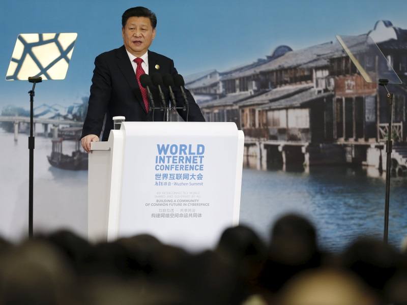 China Calls for Internet Front to Fight Hacking, Cyber 'Arms Race'