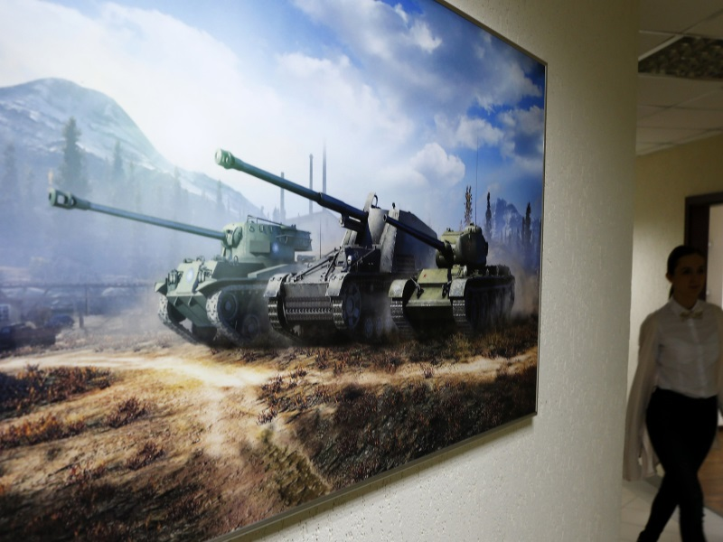 World of Tanks Shows Belarus Potential Beyond Soviet-Era Farms