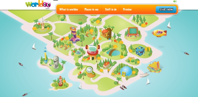 'Worldoo' social network for kids aged 6-12 years launched