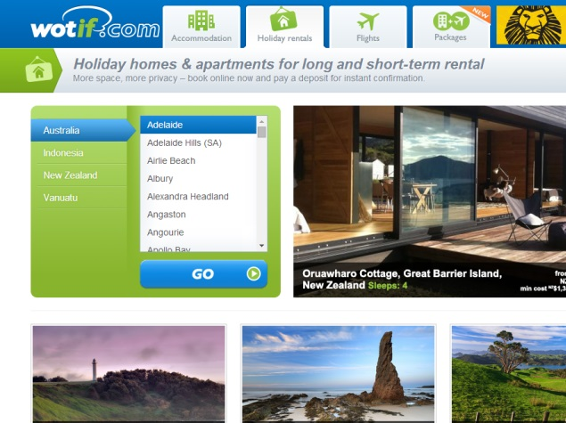Expedia Launches Takeover Bid for Australian Hotel Booking Site Wotif.com