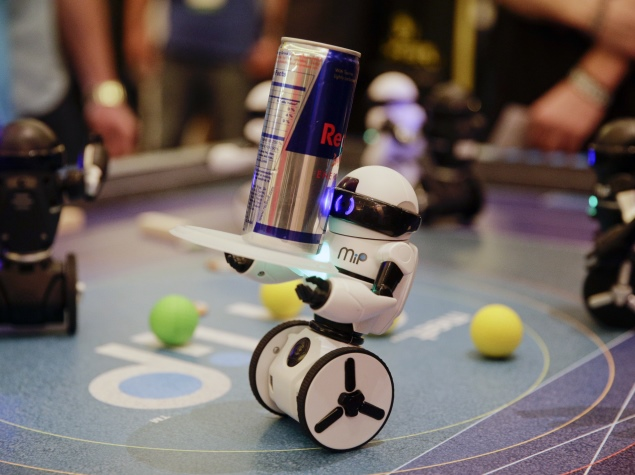 Robots to Up-End the World of Work, for Good and Bad