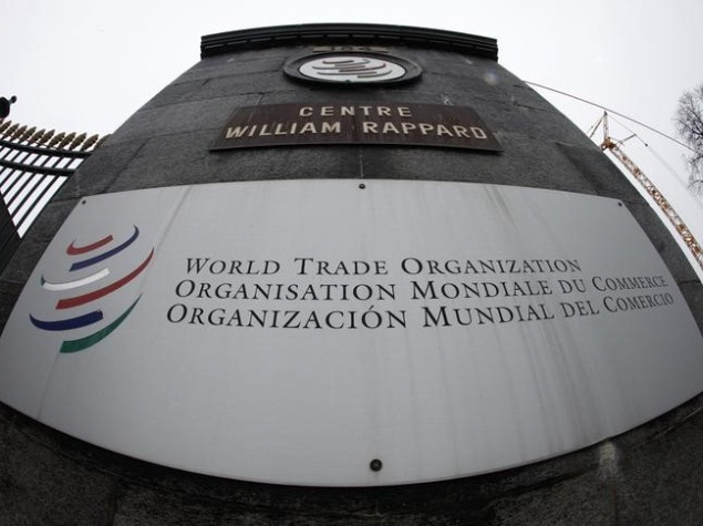 WTO ministerial meeting begins Monday