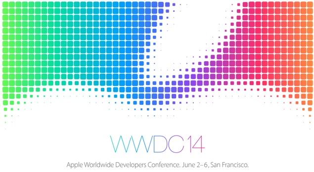WWDC 2014 dates confirmed, tickets by random selection