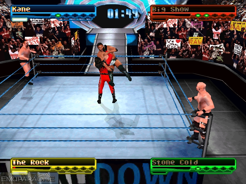 New Wrestling Game For Ps3 : Our favourite wwe games of all time ndtv gadgets