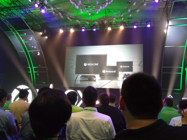 Microsoft's Gamescom 2015: Three Good Reasons to Get an Xbox One, Beyond Games