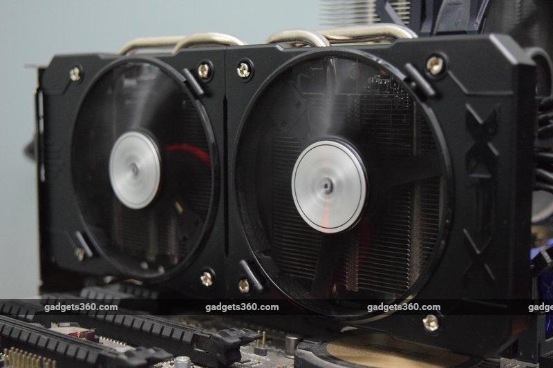 XFX Radeon R9 380X DD BLK OC 4GB DDR5 Review | NDTV
