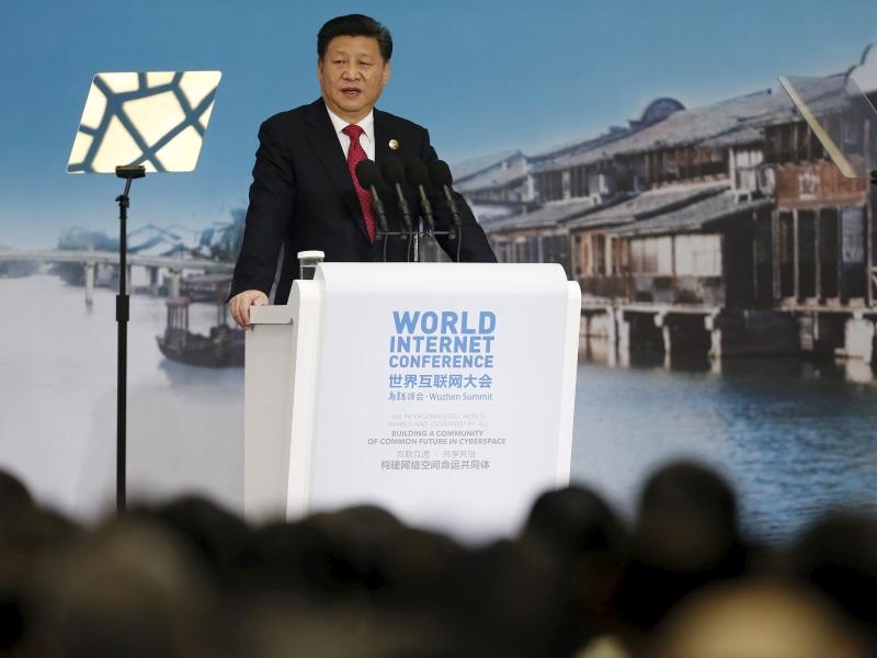 China to Ensure Internet Development Benefits for All: Xi Jinping