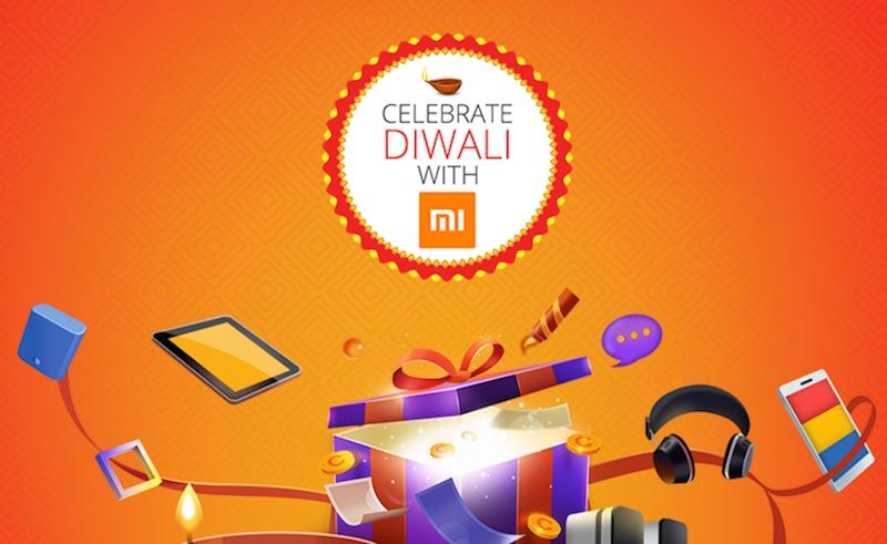 Xiaomi Diwali Sale to Offer Discounts on Mi 4, Mi 4i, Redmi 2 Prime, and More