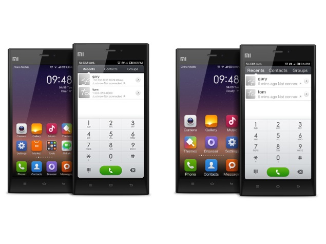 Xiaomi Mi 3 With 5-Inch Display, Snapdragon 800 SoC Launched at Rs. 14,999