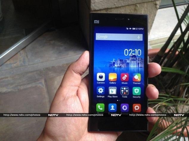 Xiaomi Mi 3: First Impressions