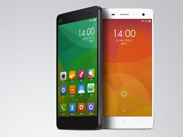 Xiaomi Mi 4 With 2.5GHz Snapdragon 801 SoC and 3GB of RAM Launched
