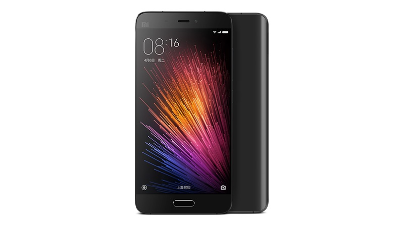 Xiaomi Mi 5 Black Colour Variant to Go on Sale in India Today