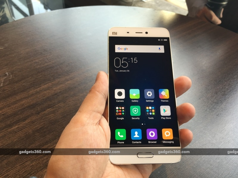 Xiaomi Mi 5 First Look
