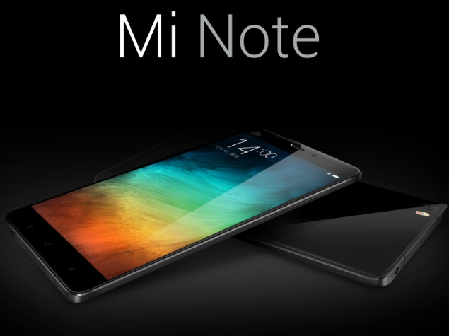 Xiaomi Mi Note Special Edition Set to Launch Tuesday