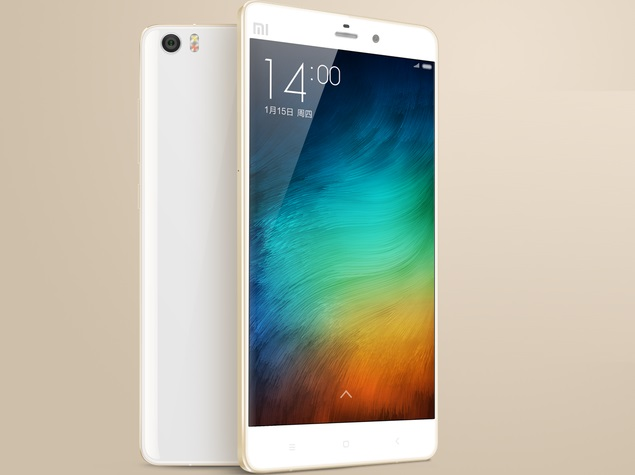 Xiaomi Mi Note Pro With 5.7-Inch QHD Display, Snapdragon 810 SoC Launched