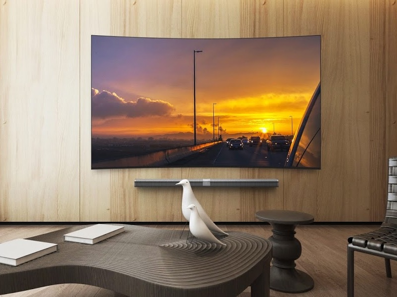 Xiaomi Launches Android Powered Mi TV 3S In 65 Inch Curved