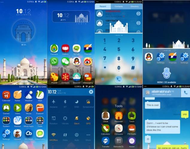Xiaomi Releases India-Specific Theme in MIUI Theme Store