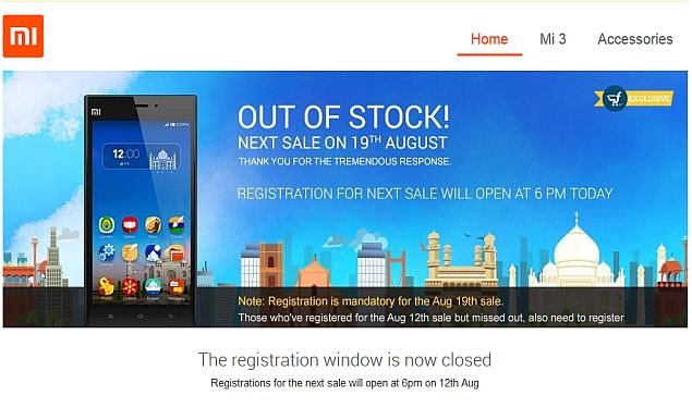 Xiaomi Sells 20,000 Mi 3 Units in 2.4 Seconds: Mixed Reactions Online