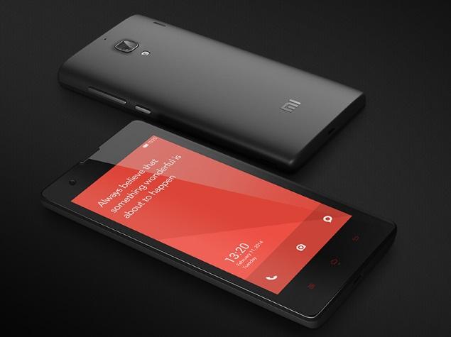 40,000 Xiaomi Redmi 1S Phones Go on Sale via Flipkart Today
