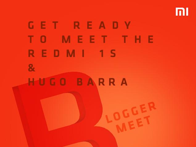 Xiaomi Redmi 1S India Launch on Tuesday; Price Already Known