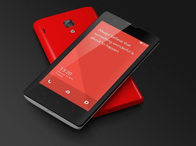 60,000 Xiaomi Redmi 1S Smartphones Go on Sale via Flipkart on Tuesday