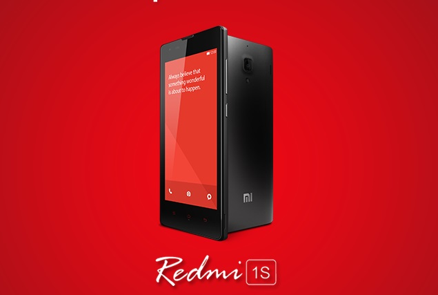 Xiaomi Says 30,000 Redmi 1S Units Went Out of Stock in 5 Seconds