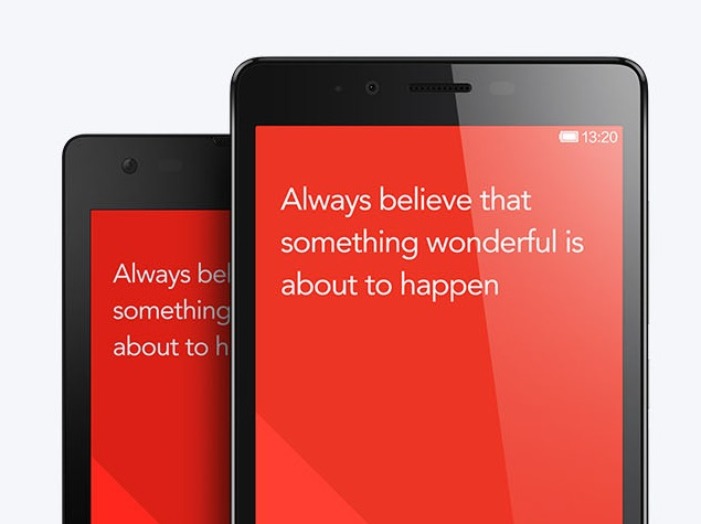 Xiaomi Redmi 1S, Redmi Note 4G to Go on Sale on Tuesday via Flipkart