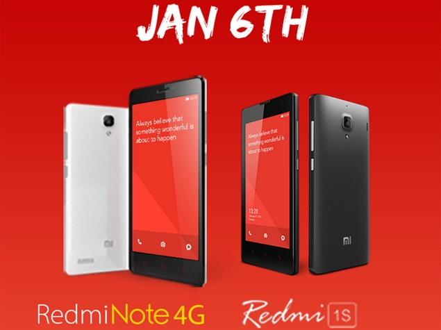 50,000 Redmi Note 4G Units Go Out of Stock in 5 Seconds: Xiaomi