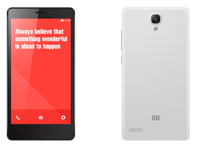 Xiaomi Redmi Note Launched at Rs. 8,999; 4G Model Coming Soon for Rs. 9,999