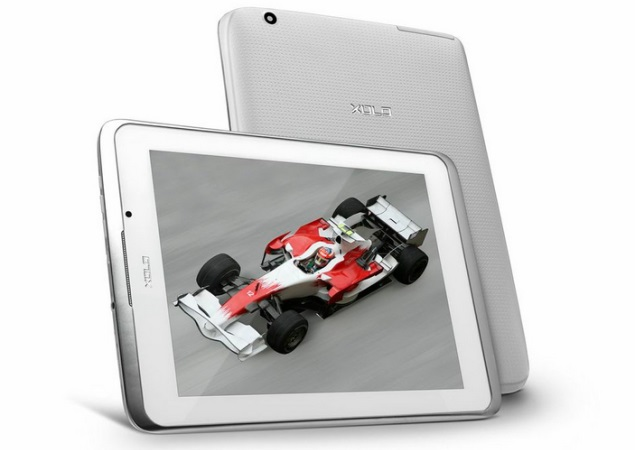 Xolo Tab with voice calling, Android 4.1 launched for Rs. 13,499