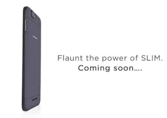 Xolo teases launch of its upcoming 'slim' smartphone