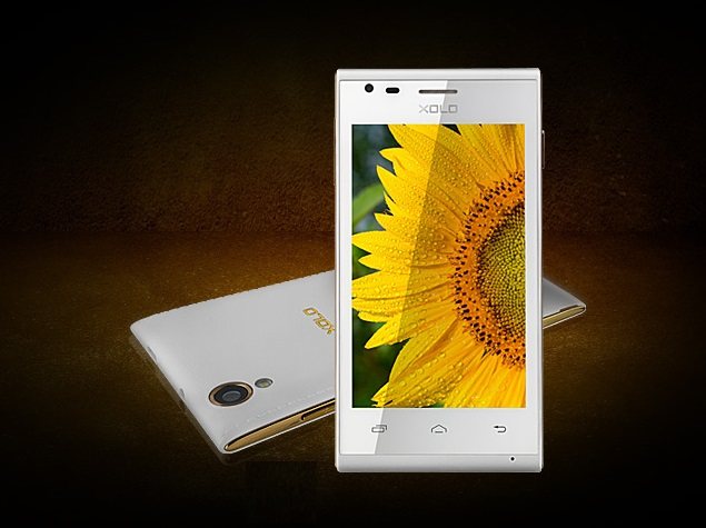 Xolo A550s IPS With 4-Inch Display Now Available Online at Rs. 5,599
