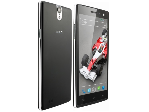 Xolo Q1010 with 5-inch HD display, Android 4.2 now available online at Rs. 12,998