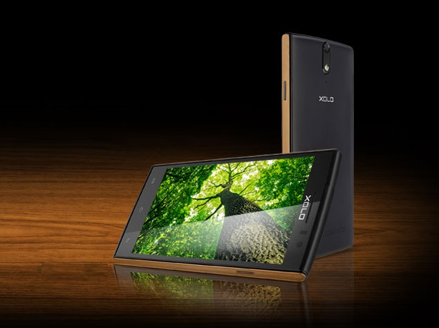 Xolo Q1020 With 5-Inch HD Display, Wooden Frame Launched at Rs. 11,499