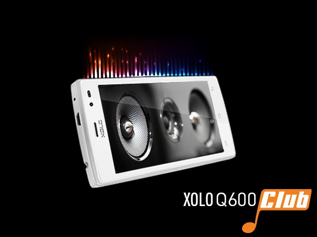 Xolo Q600 Club With 4.5-Inch Display, DTS Audio Launched at Rs. 6,499