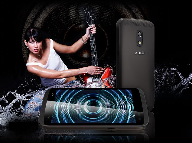 Xolo Q700 Club With Dual Front Speakers, IP55 Certification Launched at Rs. 6,999
