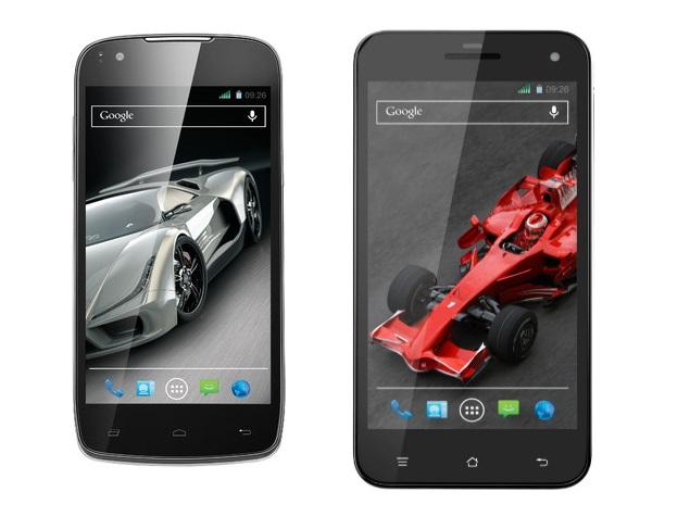 Xolo Q700s Plus and Q1000s Plus Dual-SIM Smartphones Launched in India