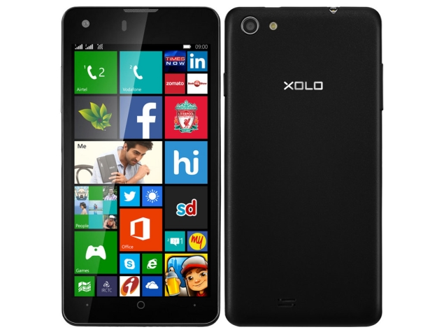 Xolo Win Q900s With Windows Phone 8.1 up for Pre-Order at Rs. 9,999