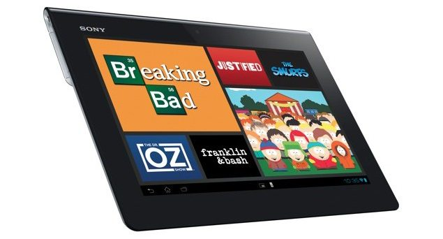 Sony announces Xperia Tablet S; packs Tegra 3, Android 4.0