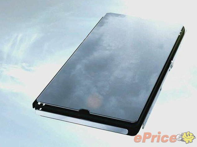 Sony Xperia Z set to debut at CES 2013, goes on sale on Jan 15: Report