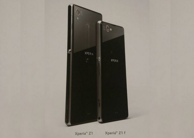 Sony Xperia Z1 mini allegedly revealed in leaked official documents